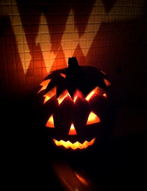 Jack-o'-Lantern - Mary Turzillo photo
